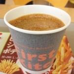 ファーストキッチン - 深煎りコーヒー