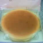 桃の木 - ずいぶん昔に買った チーズケーキ