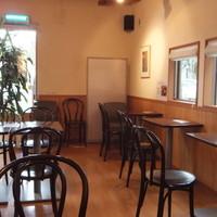 カフェ桜-店内