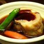 だんだん茶屋 - 豚の角煮   やわらかく煮込んだ角煮。人気の料理です。