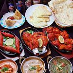 ナマステ ガネーシャマハル - 料理写真:【食べ放題・飲み放題】 2,980円 2時間 ※ご注文はお二人様から承ります。