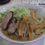 なにわ男麺 大五郎 - 味噌ら~めん