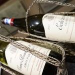 レストラン バカール - 【2013.3.12】貴重なワインを2本特別に♪