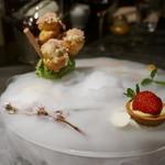 レストラン バカール - 【2013.3.12】桜のデザート
