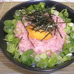 17795700 - ネギトロ丼 500円 魚介(ウオスケ)本店