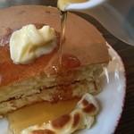 スプーンハウス - ホットケーキ バター