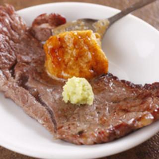 美味しいお肉を引き立てるムースダレ