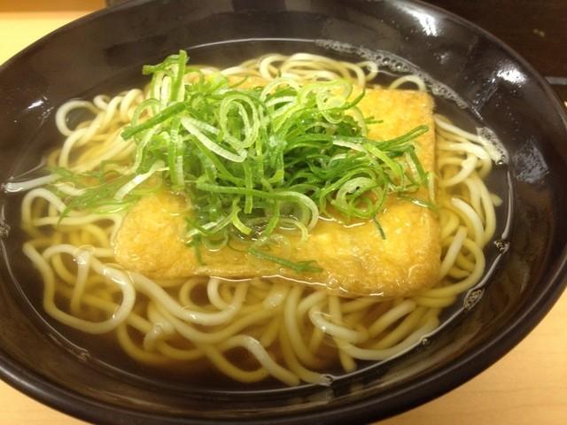 麺処 木八 加古川店 - きつね
