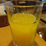 トマティーナ - オレンジジュース