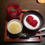 chuugokuryourichimmin - 3種のデザート