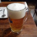 レッドリバー - 生ビール390円