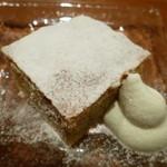 17800155 - アーモンドとココナッツのケーキ