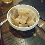 ぷらい夢 - 豚肉と根野菜のポトフ
