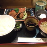 三友 - 金目鯛煮付 730円