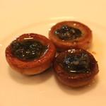 ラターシュ - マッシュルームのオイル焼き (2013/03)