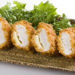 つぼ八 - ささみチーズカツ380円
