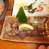 味どころ 田舎家 - 料理写真:地鶏?の砂肝で大きい、歯ごたえが良い