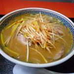 栄来軒 - 料理写真:ネギ味噌チャーシュー