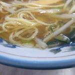 17819204 - 麺とスープ