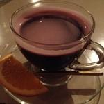 カフェ ヴィエット アルコ - ホッとワイン(600円)
