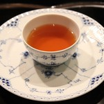 横浜うかい亭 - コンソメスープ