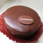スターバックス・コーヒー - ザッハトルテ2013。特に去年と変更なしですかね?