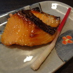 汐だまり - サクラマスの西京焼き