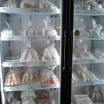 17822031 - 冷凍庫にもお総菜がいっぱい(*゚∀゚)