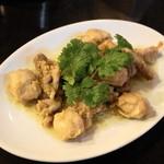 チョップスティックス - 2013.3 鶏肉のレモングラス焼き(450円)