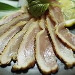 長崎鶏のタタキ