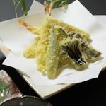 四季の天ぷら