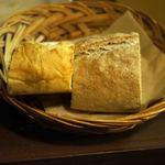 ビストロ・ラ・トルチュ - 自家製パン