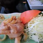 和食堂 松風 - 生姜焼き