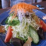 和食堂 松風 - サラダ