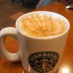 スターバックス・コーヒー - キャラメルカプチーノ