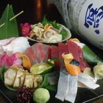 醸し屋 素郎slow - 絶品料理と酒【地酒20種、焼酎60種】季節をお楽しみあれ!