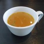 むーしゃむーしゃ - 本日のスープ♪