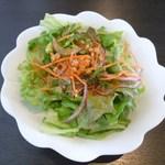 むーしゃむーしゃ - 新鮮野菜サラダ!!