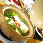 天国 - 牛すじ豆腐580円