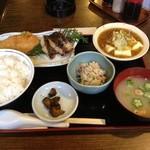 大八 - 日替わり定食(800円)