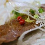海の神山の神 - 氷見牛のステーキ