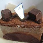 1783117 - チョコ系のケーキ