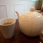 中国飲茶館 - 料理写真:中国飲茶館 ジャスミン茶 By 「あなたのかわりに・・・」