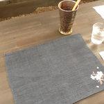 iRORi - テーブルマットと箸入れ