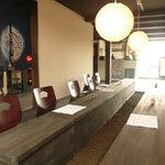 iRORi - 和の座椅子テーブル席