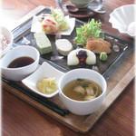 Japanese Vegetable House 菜 - 井の頭花見御膳2