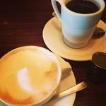 サウスイン - 食後のコーヒーはカフェラテ(・ω・)ノ