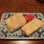 ダルマ - 出汁巻きたまご(350円)