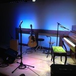 Live&Bar SECOND STEP - ステージ写真(オープンマイク時)
