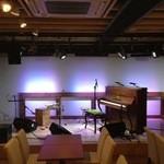 Live&Bar SECOND STEP - ステージ写真(イベントライブ時)